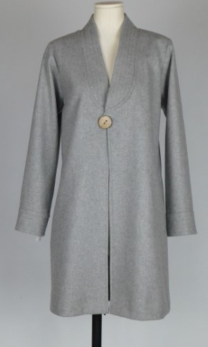 Woman´s wool coat